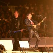 Muse au Stade de France le 21 juin 2013