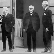 1918 : le président Wilson et la Paix