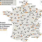 Banque de France : un départ sur 3 remplacé