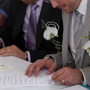 Le délicat refus des maires au mariage gay