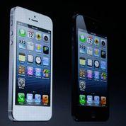 L'iPhone 5, plus grand etplus fin