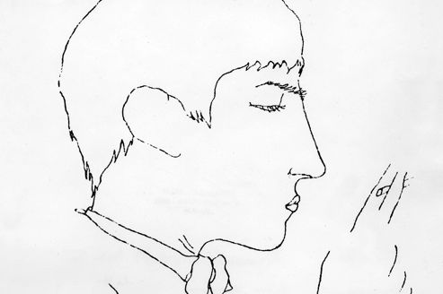 Raymond Radiguet, jeune artilleur de l'esprit
