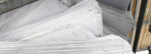 Le recyclage du papier de bureau séduit les entreprises