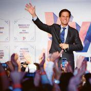 Pays-Bas: Mark Rutte conforté par les urnes