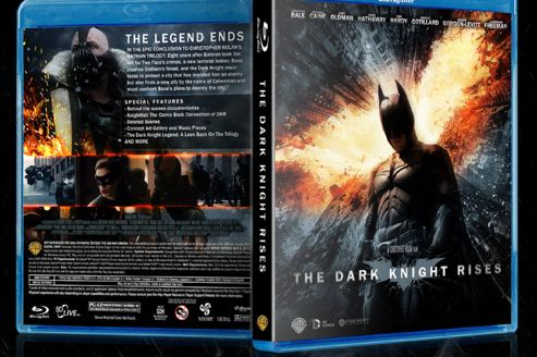 The Dark Knight Rises :une version longue en Blu-Ray ?