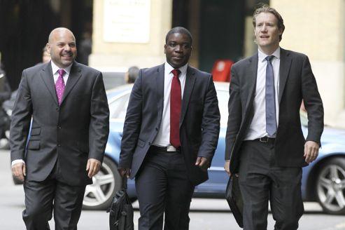 Kweku Adoboli, le «Kerviel» d'UBS, risque 10 ans de prison