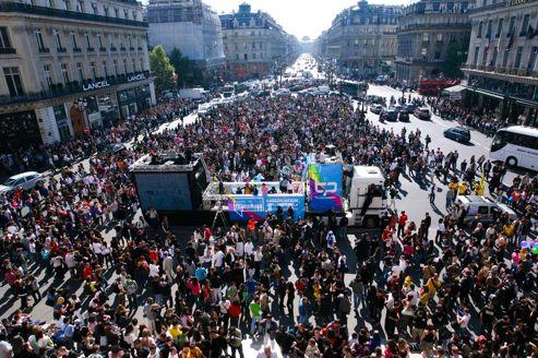 La Techno Parade 2012 placée sous le signe du renouveau