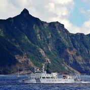 Pékin défie le Japon en mer de Chine