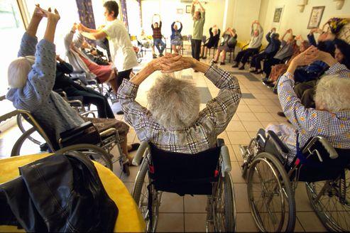 Le marché de la dépendance, qui vise surtout les personnes âgées de plus de 80 ans, progresse de 1,5 % par an.