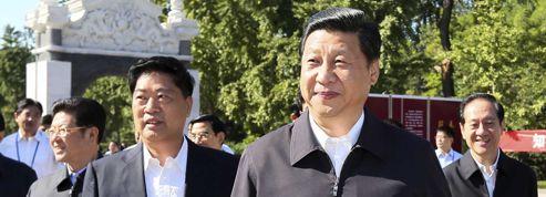 Le futur numéro un chinois réapparaît en public
