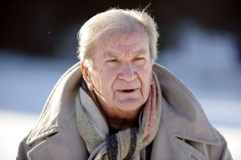 Pierre Mondy, en janvier 2009.