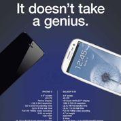 Samsung se moque de l'iPhone 5 dans une pub