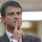 Valls veut étendre le bouclier antiterroriste