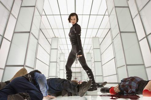 Resident Evil prend la tête du box-office américain