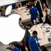 La tension sociale monte dans les Apple Stores français