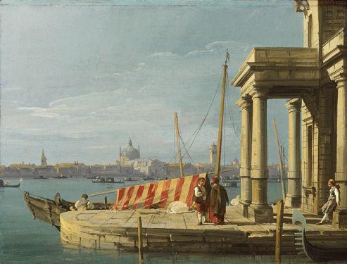 Canaletto : portrait en illusionniste