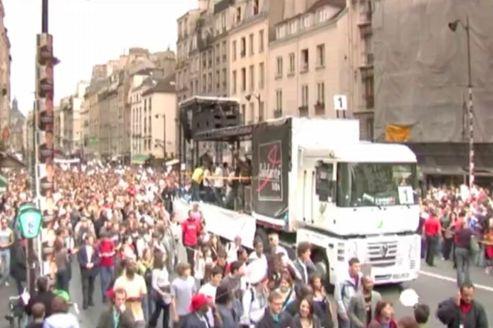 Solidarité Sida annule Bercy, pas la Love Life Parade