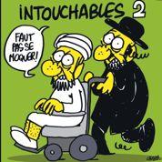 Charlie Hebdo caricature Mahomet