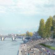Voies sur berge : Paris poursuit ses travaux
