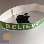 Les auteurs de l'initiative ont commandé 2000 bracelets, selon le site
