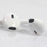 Les nouveaux écouteurs de l'iPhone 5.