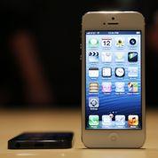 iPhone 5 : 199 dollars de coûts de composant