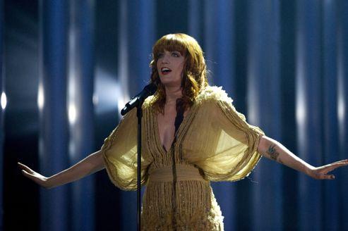 Florence and The Machine en concert au Zénith
