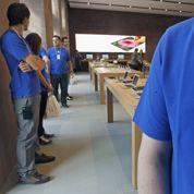 iPhone 5 : appel à la grève dans les Apple Stores