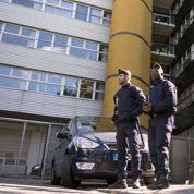 La police française sur le pied de guerre