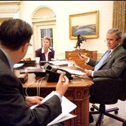 2001 : l'ultimatum de Bush aux terroristes