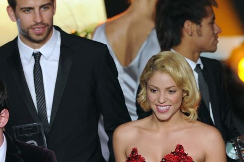 Shakira attend son premier enfant