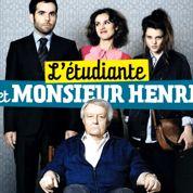 L'Étudiante et Monsieur Henri ,remarquable comédie