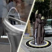 Voici les nouvelles fontaines parisiennes