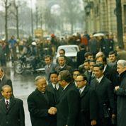 1973 : Vietnam, la paix signée à Paris