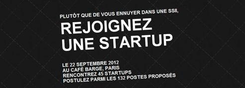 Les start-up françaises du Web s'unissent pour recruter