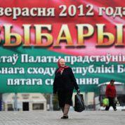 Scrutin sans débat au pays de Loukachenko