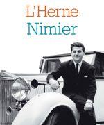 <i>Nimier. Cahier de l'Herne, </i>(éd. de l'Herne)<i></i>