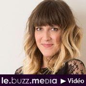 Daphné Bürki, invitée du Buzz Média