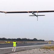 L'avion solaire a rempli sa mission