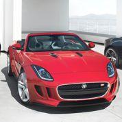 La Jaguar F-Type entraperçue sur le web