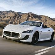 Maserati GranCabrio MC: orage dans l'air