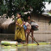 Inde : les pluies font 1,5 million de déplacés