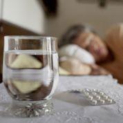 Trop de somnifères pour les plus de 65 ans