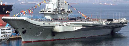 La Chine dote son armée d'un premier porte-avions