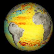 L'élévation du niveau des mers pas uniforme
