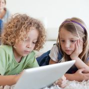 Tablettes: utilisation en hausse chez les enfants