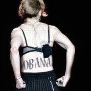 Madonna : Obama, «le musulman noir»