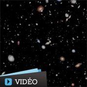 La plus lointaine image de l'espace