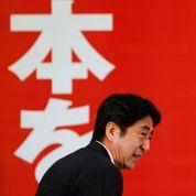Japon : le retour en grâce de Shinzo Abe