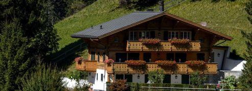 Le départ de Johnny Hallyday de Gstaad est une «invention»